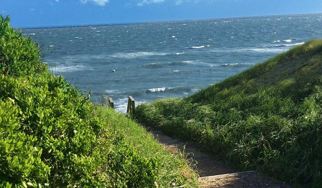 Path to Cliff Beach